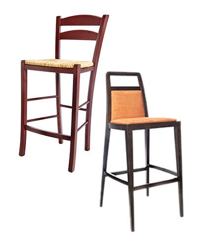 Табуреты и барные стулья