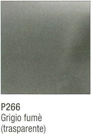 plastiche grigio fume
